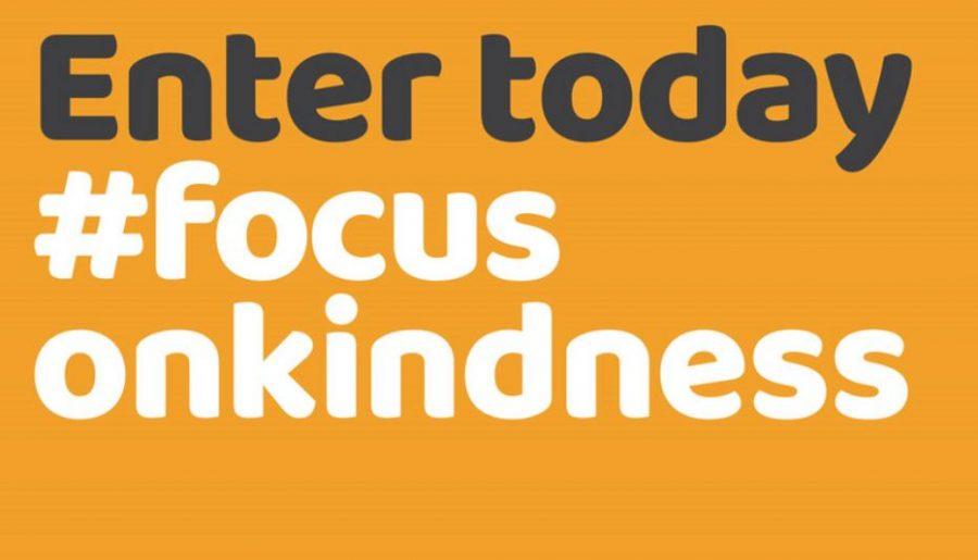 QCF #focusonkindness Photo Challenge NOW OPEN