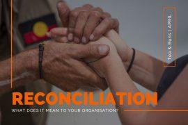 Tea & Buns Community of Practice: Reconciliation