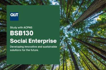 BSB130 Social Enterprise