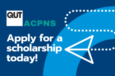 Apply for a scholarship to study with ACPNS today!