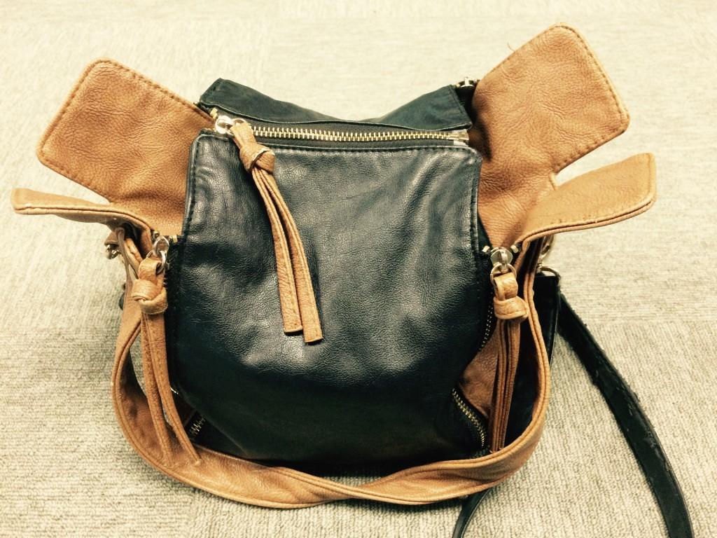 Tess' bag