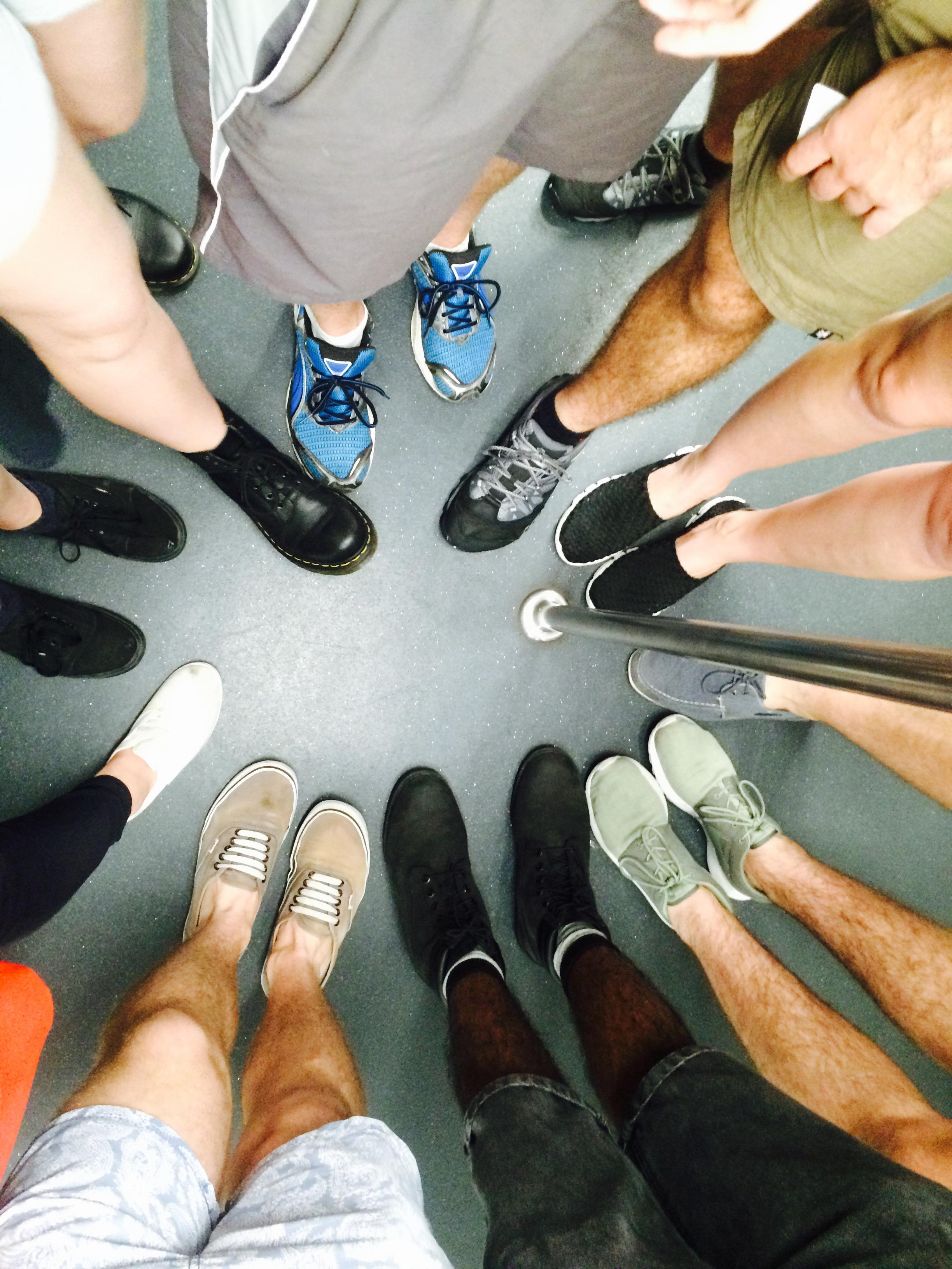 Comfortable Footwear
