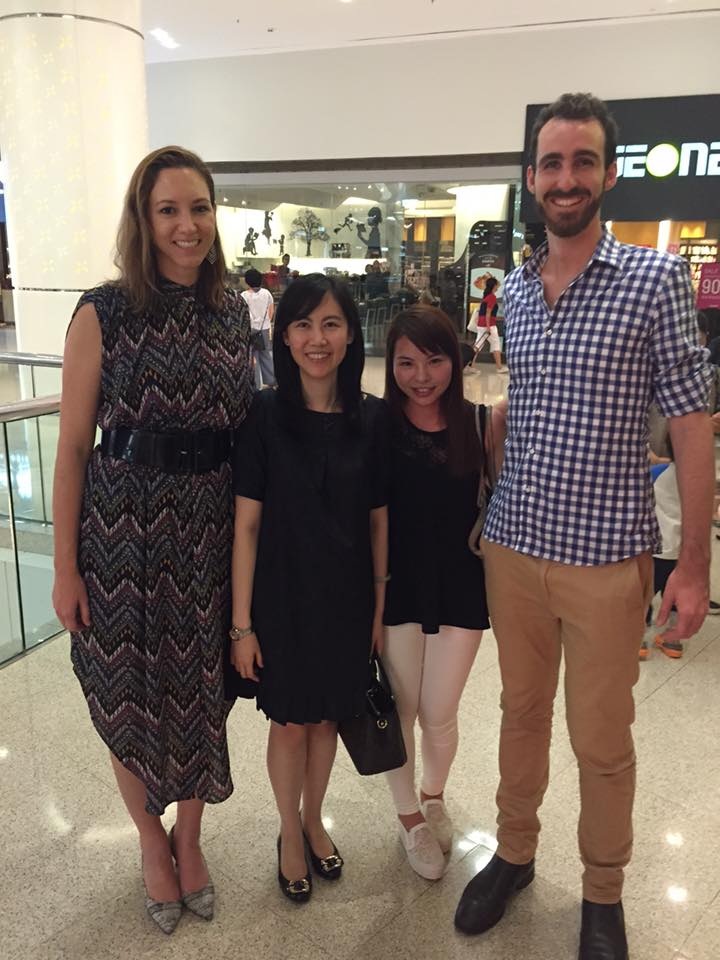 QUT alumni in Hong Kong