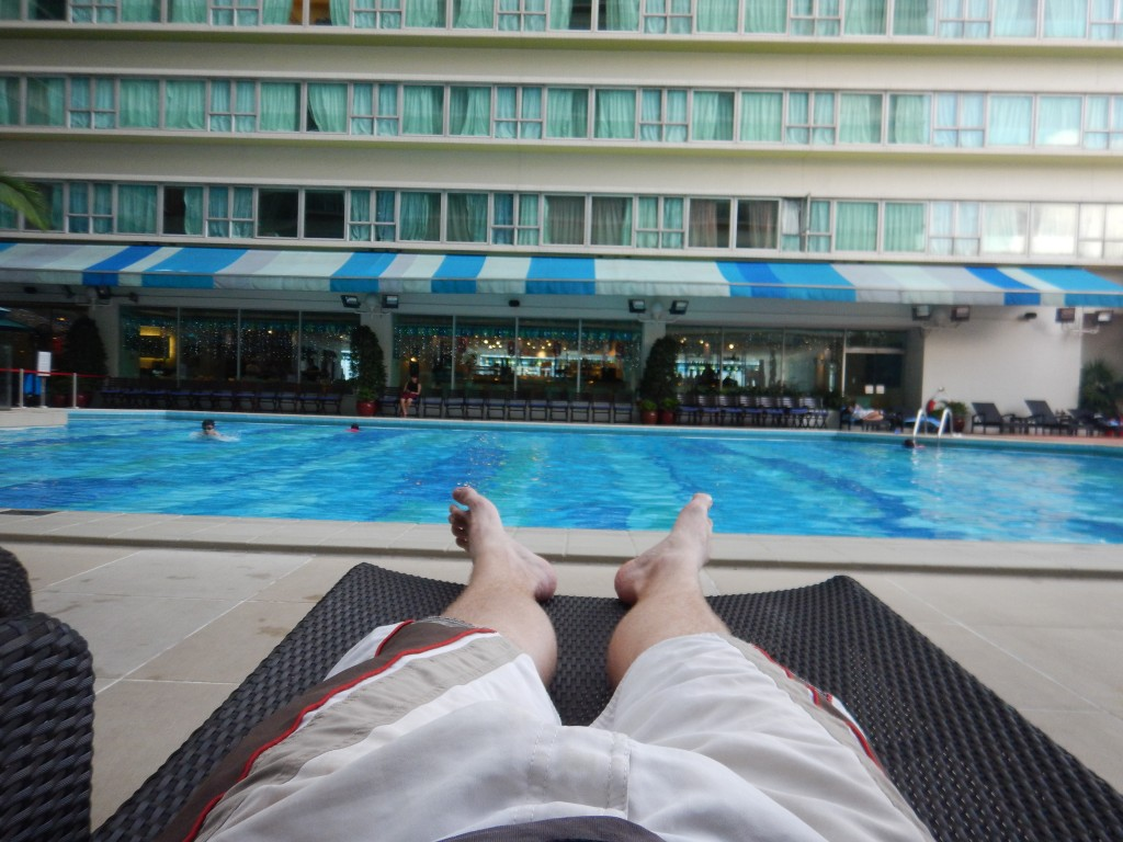Regal Riverside Hotel pool