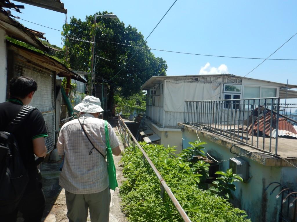Lei Yu Mun village