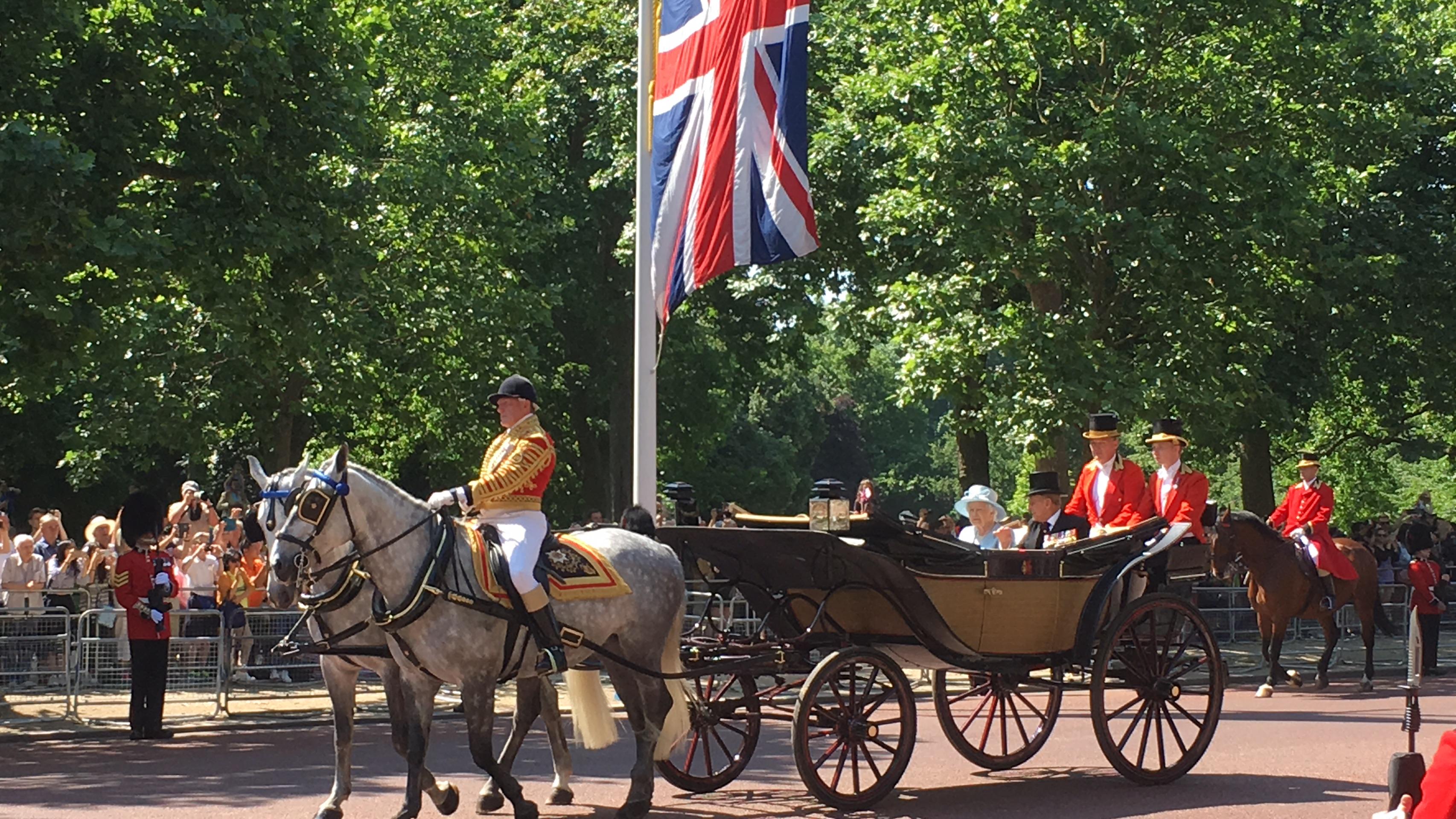 Queen's birthday celebrations