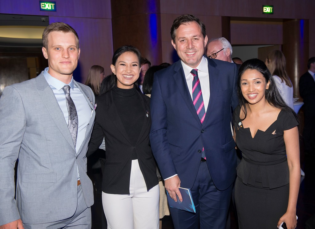 New Colombo Plan Awards Night