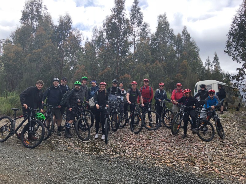 OQCE Venturer Program, Tasmania