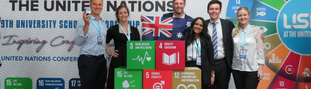 QUT Business School meets the United Nations in Bangkok