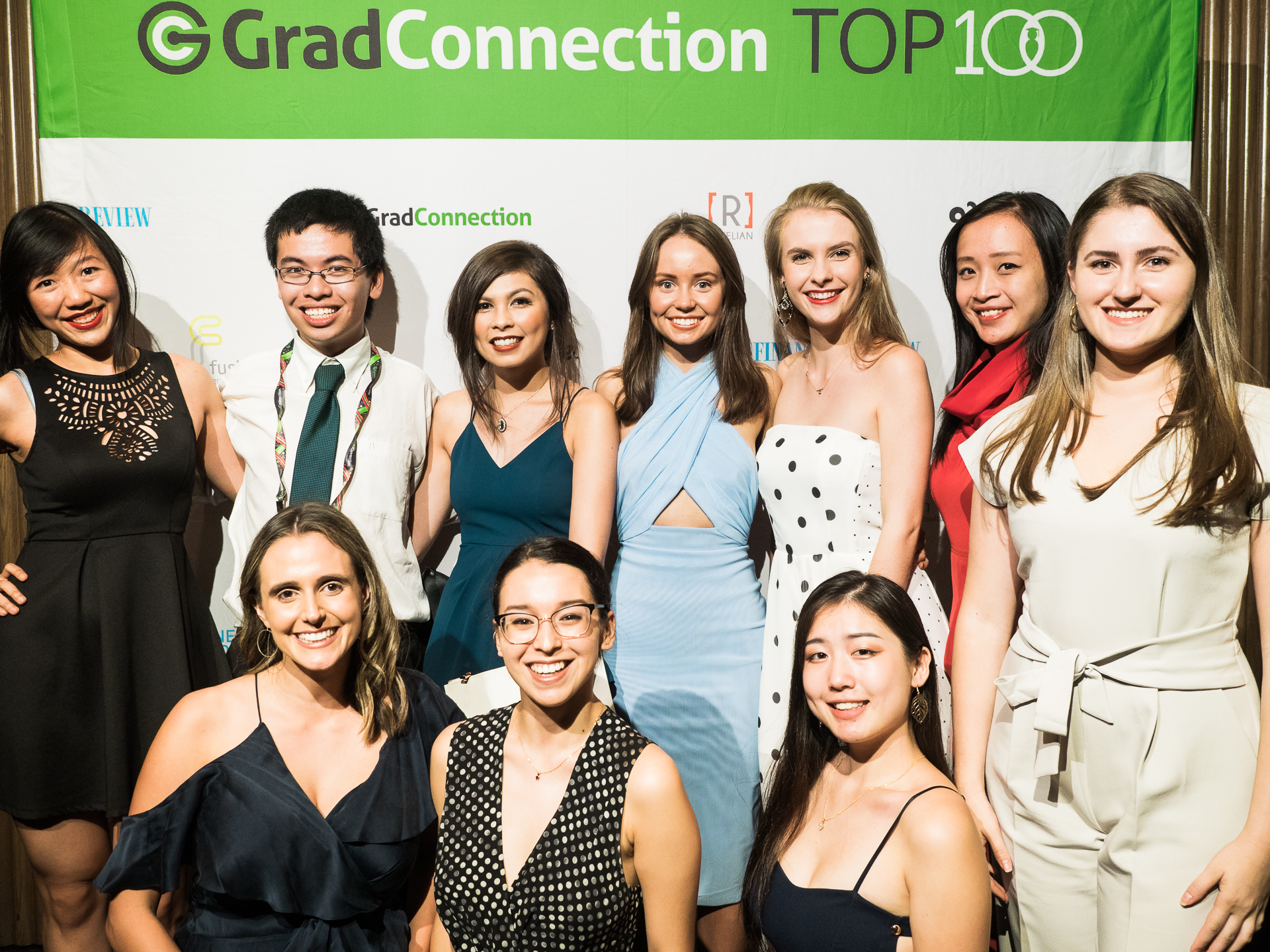 GradConnection Top 100 Awards Ceremony Top 10 Nestle Marketing