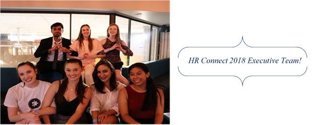 HR Connect Executive Team