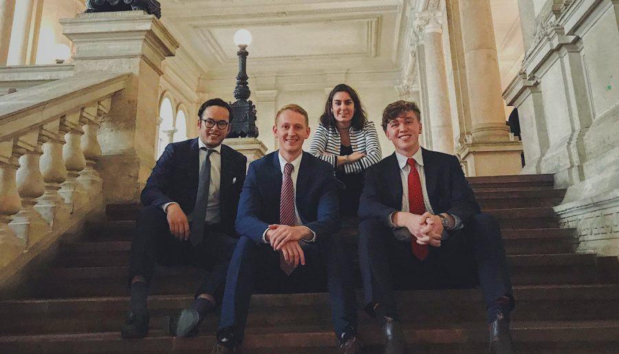 Corvinus Case Competition – Budapest!