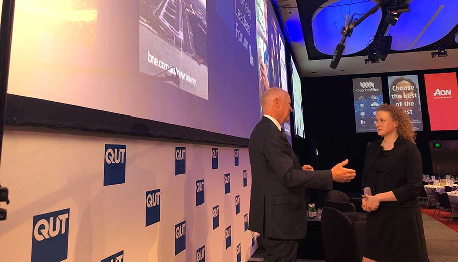 Let's talk business with Richard Goyder AO