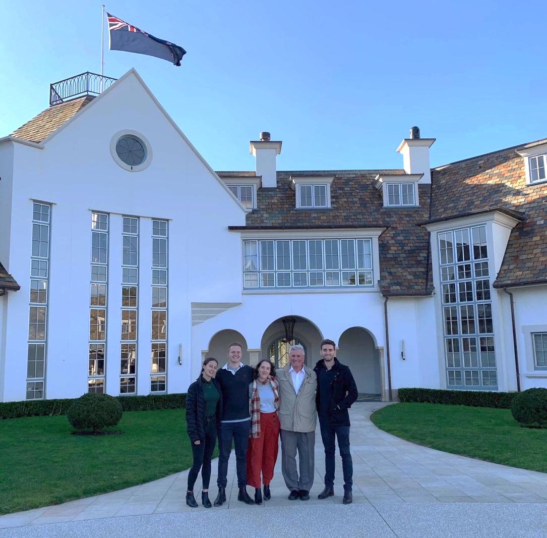 NZ mansion