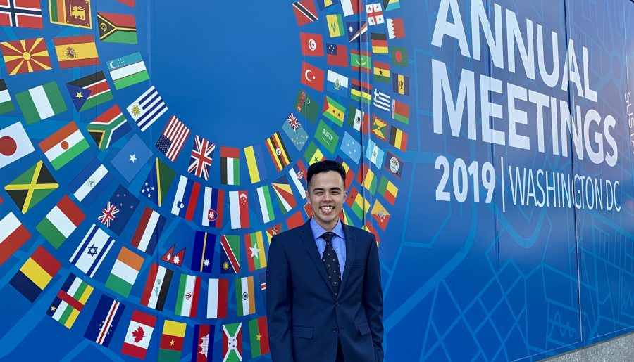 Attending the IMF and World Bank Annual Meetings through the Global Voices Scholarship