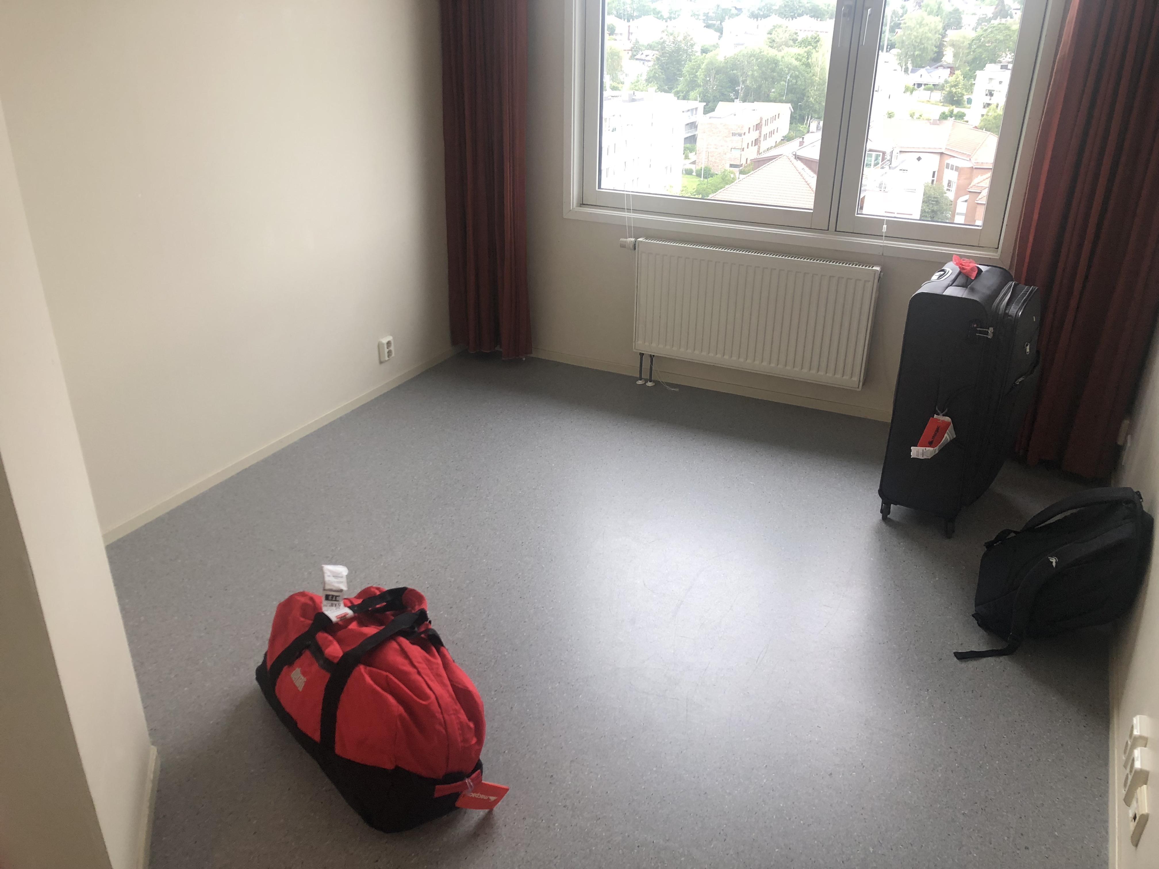 Day 1 at Bjølsen Studentby