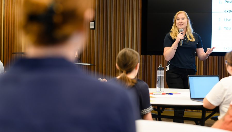 Business Advantage Workshops: Why it's a must for every QUT student