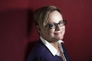 Thursday 13 November 2014. Professor Kerry Carrington has written and published a book 'Feminism and Global Justice'.   She has also received a highly prestigious award from the American Society of Criminology. Photo:QUT Marketing and Communication/Erika Fish. PH:0731385003.