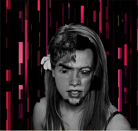 Echo by Georgie Pinn, Cube Resident in 2017.