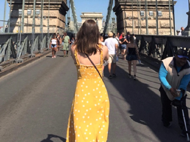 Living and studying in Budapest