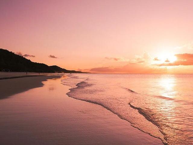 Weekend on Fraser Island