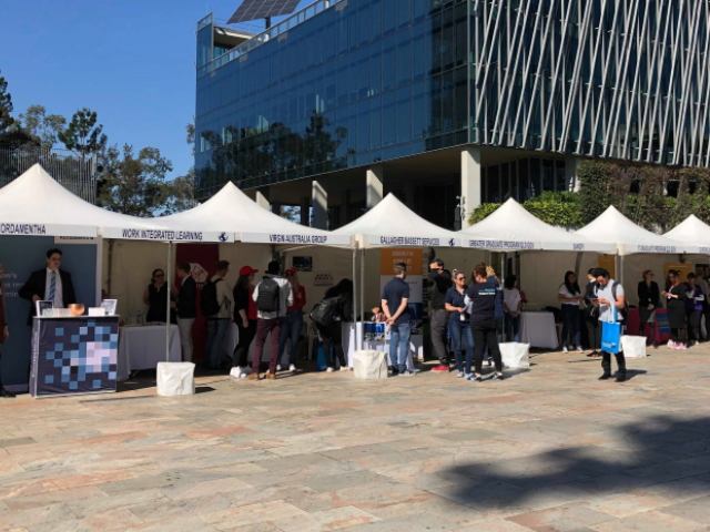 Two QUT career events in just one day!