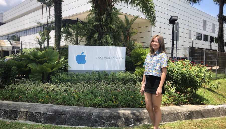 My transition from QUT to Singapore, to Apple