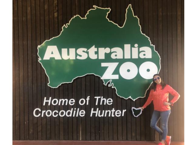 My Australia Zoo experience