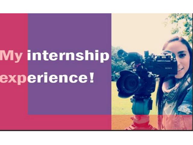 My internship experience!