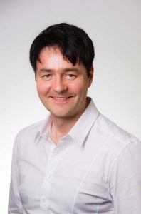 Dr Andrew McGee
