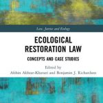 Ecological Restoration Law book cover