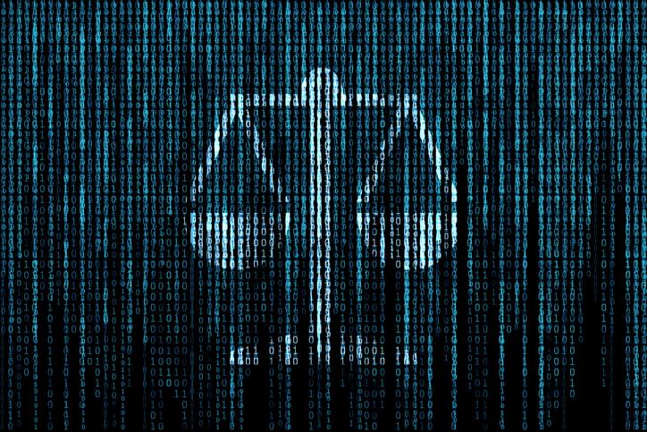 Law matrix background