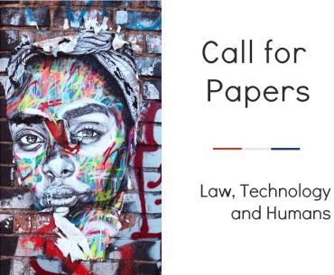Call for papers for the Law, Technology and Humans journal