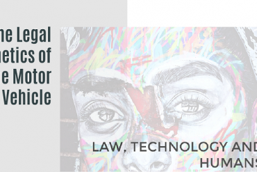 Artwork for Law, Technology and Humans journal