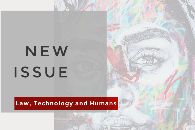 Artwork for Law, Technology and Humans