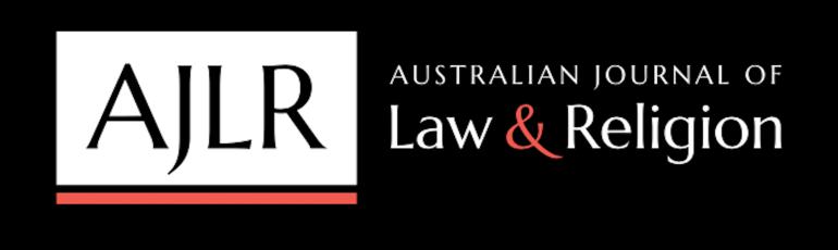 artwork for Australian Journal of Law & Religion