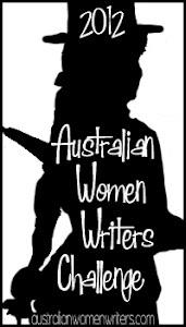 Australian Women Writer's 2012 challenge logo