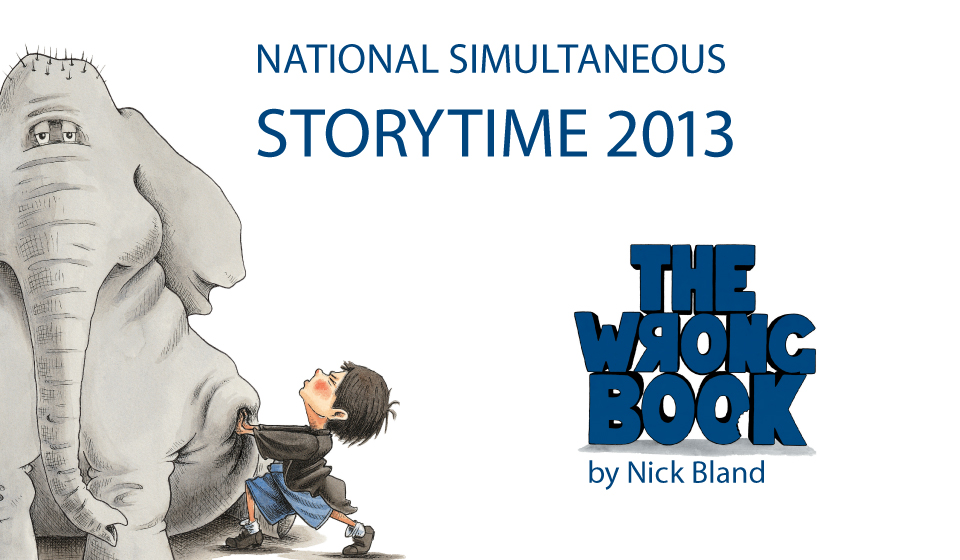 national simultaneous storytime - photo #17