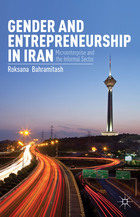 Entrepreneurship in Iran Palgrave Pivot title