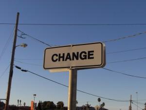 Change by M.A.R.C.          (CC BY-SA 2.0)