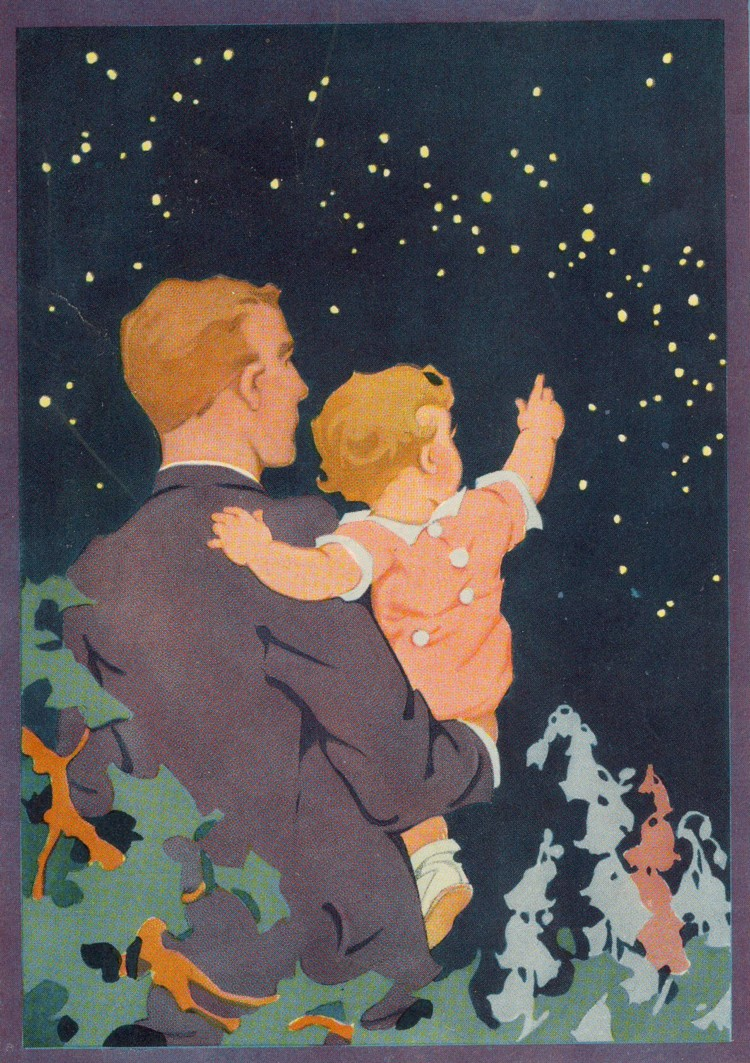 Fred Birchal Art Work Print The Wizard of Oz 1939