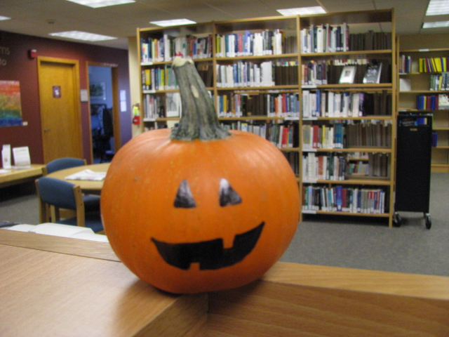 "Happy Halloween TC Library"" by  Twin Cities Library (CC BY-NC-SA 2.0)"