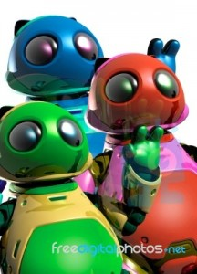 three-toy-robots-10073357