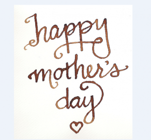 photo credit: happy mothers day walnut-ink via photopin (license)