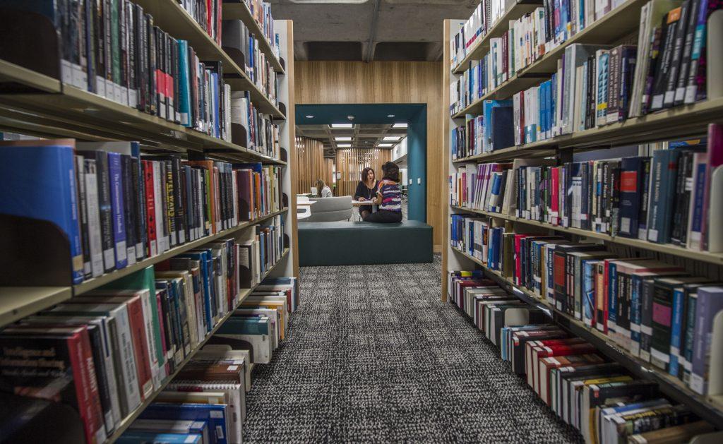 Kelvin Grove Library Room Booking