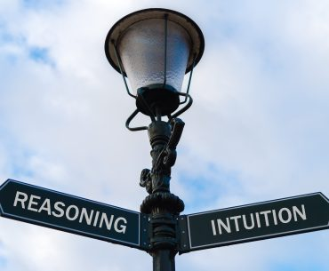 Intuition vs reasoning