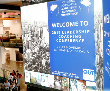 Welcome to the 2019 Leadership Coaching Conference