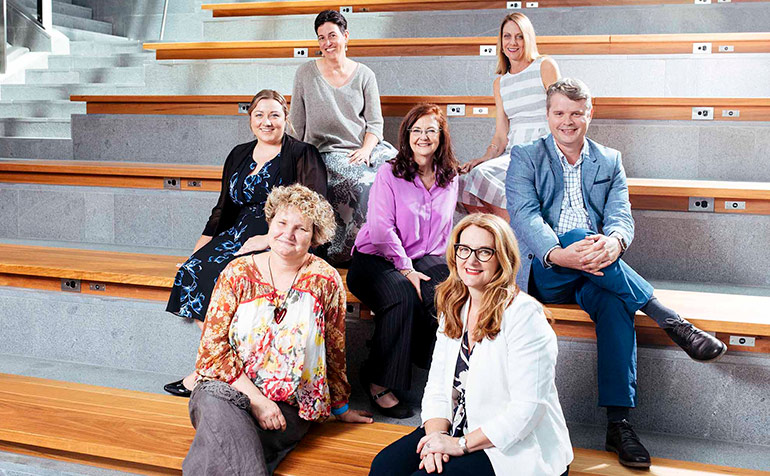 QUT's team of education experts