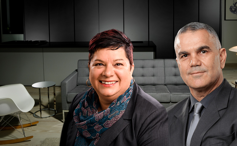 Angela Barney and Chris Sarra were guests of IPAA On The Couch