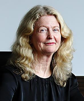 Judith Fox, CEO of SAFAA
